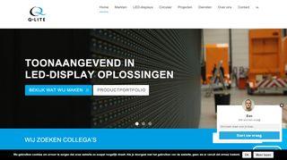 www.q-lite.nl