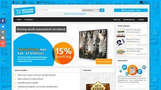 www.reclameshoppen.nl