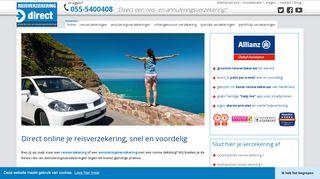 www.reisverzekering-direct.nl