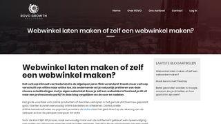 www.rovogrowthsolutions.com/webwinkel-laten-maken/
