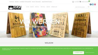 www.signkings.nl