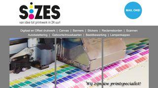 www.sizes.nl