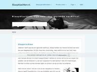 www.slaapklachten.nl