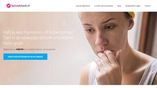 www.spiraalcheck.nl