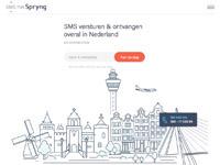 www.spryng.nl