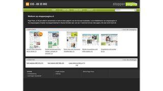 www.stopperpagina.nl