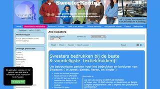 www.sweaterkoning.nl