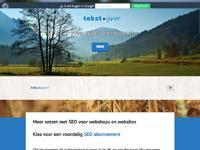 www.tekstijver.nl