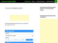 www.telefoonwijzer.info