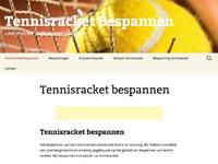 www.tennisracketbespannen.nl