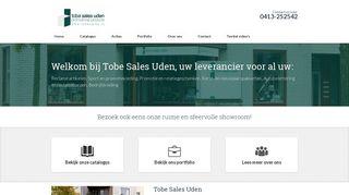 www.tobesales.nl