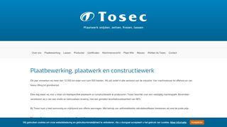 www.tosec.nl