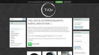 www.tyqu.nl