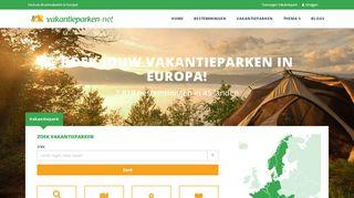 www.vakantieparken.net