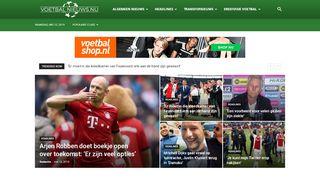 www.voetbalnieuws.nu