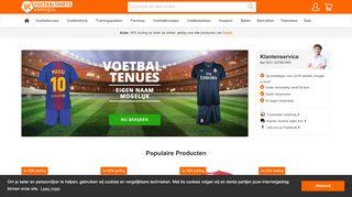 www.voetbalshirtskoning.be