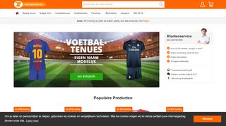 www.voetbaltruitje.be