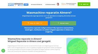 www.wasmachinealmere.nl