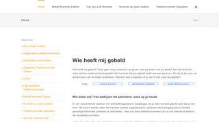 www.wieheeftmijgebeld.nl