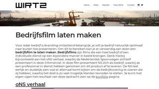 www.wirtzfilm.nl/bedrijfsfilm-laten-maken/