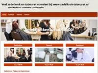 www.zadelkruk-tabouret.nl