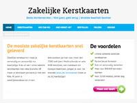 zakelijkekerstkaarten.nl