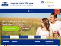www.zorgpremiekorting.nl